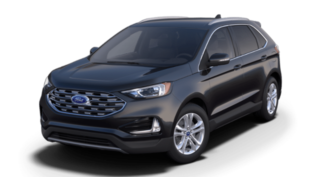 New 2020 Ford Edge SEL Crossover LA54642 in Florissant, MO